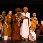 Aïlo comédie musicale de Dominique Sylvain alias Joyshanti